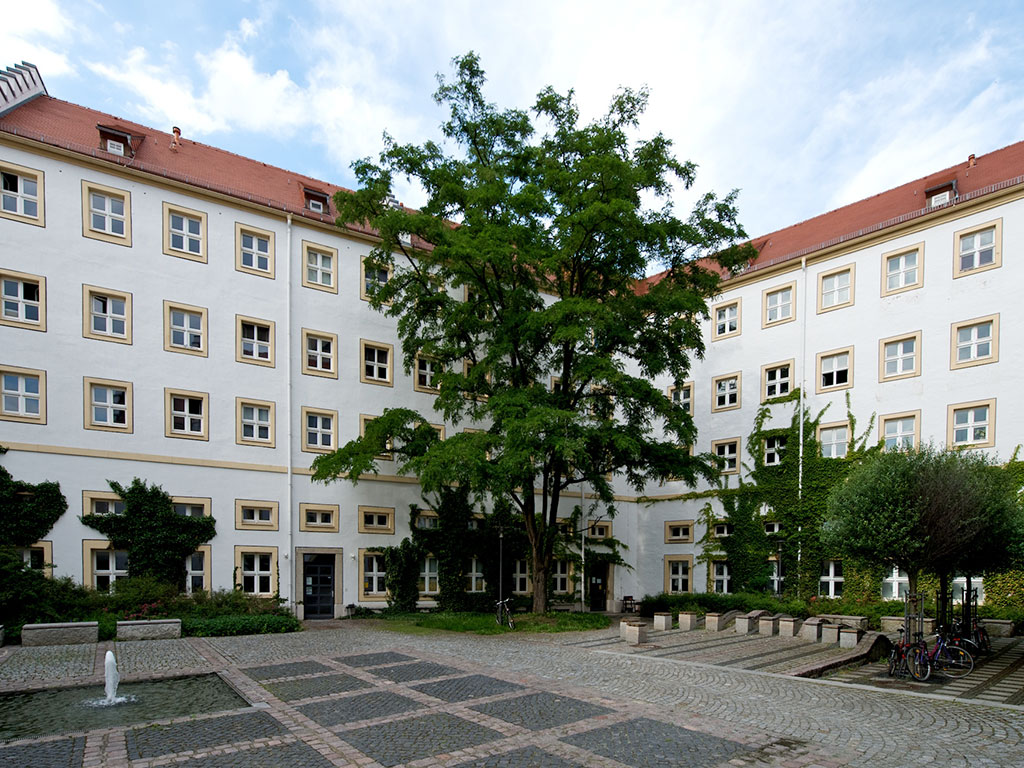 Guest house Vogtshof – staying overnight in the Görlitz old city