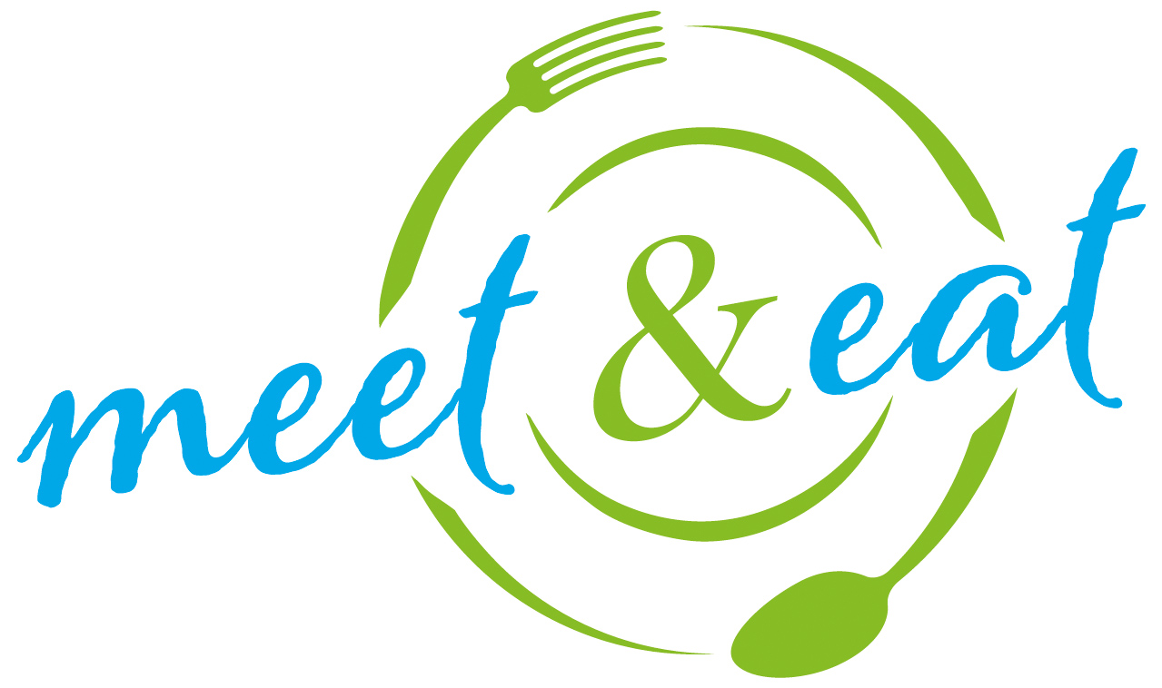 Logo Meet and Eat