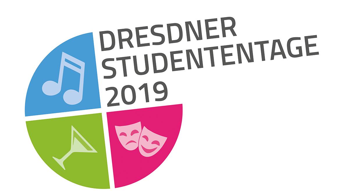 Logo der Dresdener Studententage 2019