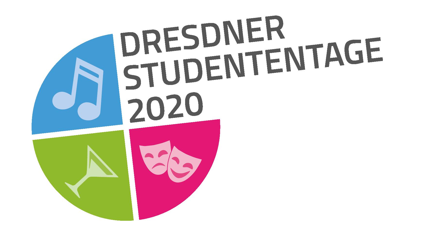 Logo der Dresdener Studententage 2020