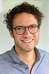 Portrait of Matthieu Anatrella, Coordinator of International Affairs