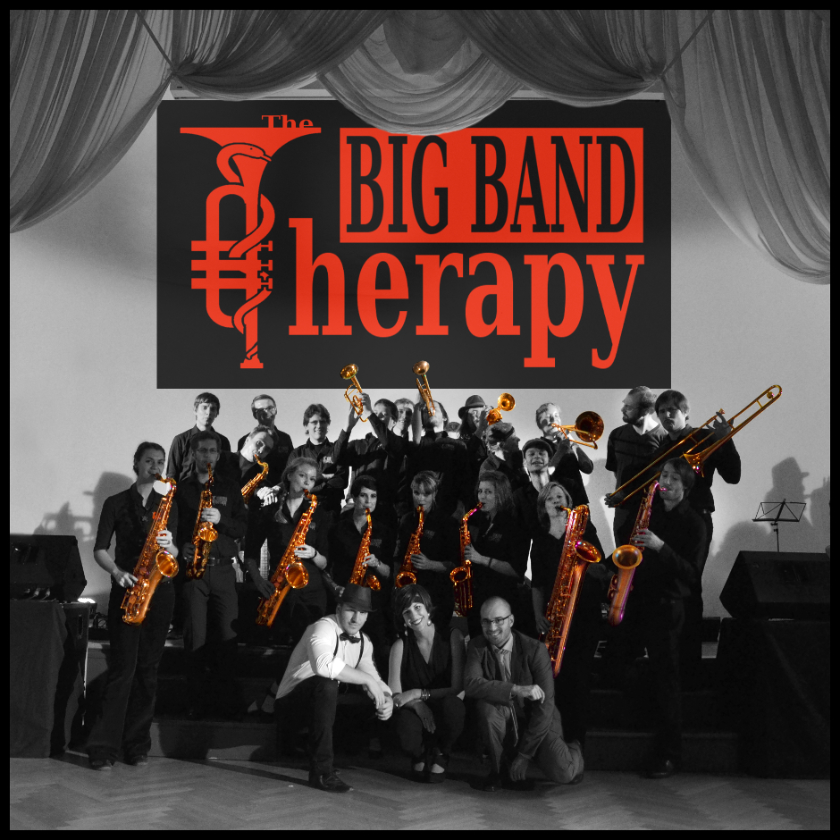 """The Big Band Therapy"" - Die Dresdner Mediziner Big Band"