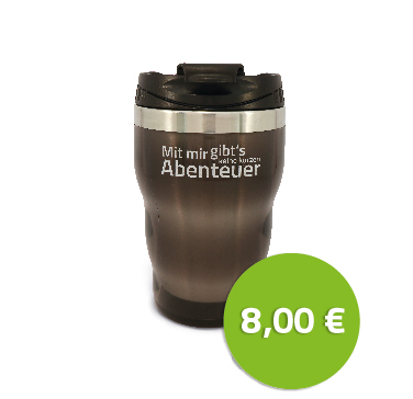 Photo of ThermoCups with listed price of €8.00