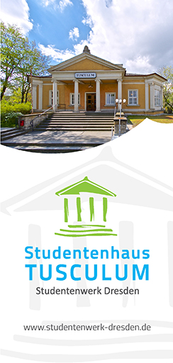 Cover Flyer zum TUSCULUM