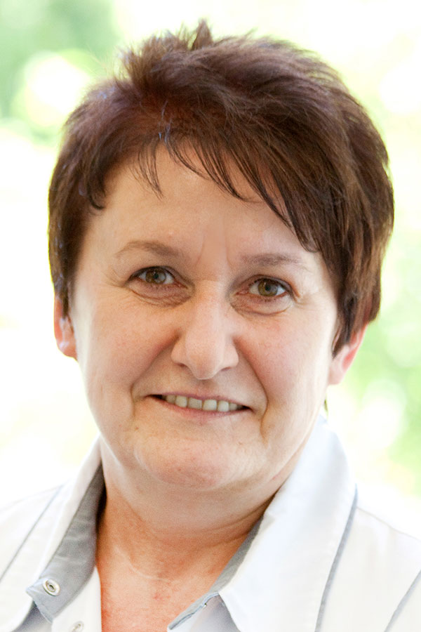 Portraitfoto von Ingeborg Kothe, Head of department 4