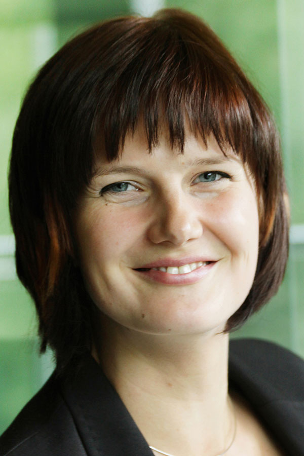 Portraitfoto von Julia Leißner, Department for nutrition